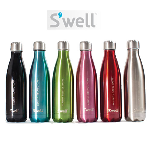 Large Stainless Steel Drinking Bottle
