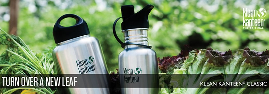 Klean Kanteen STAINLESS STEEL BOTTLES NZ