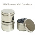 Kids Konserve Mini Rounds Trio