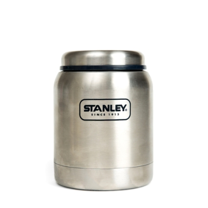Stanley Adventure Food Jar 400ml Silver