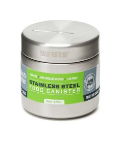 Klean Kanteen Stainless Food Canister - 473ml Single Wall