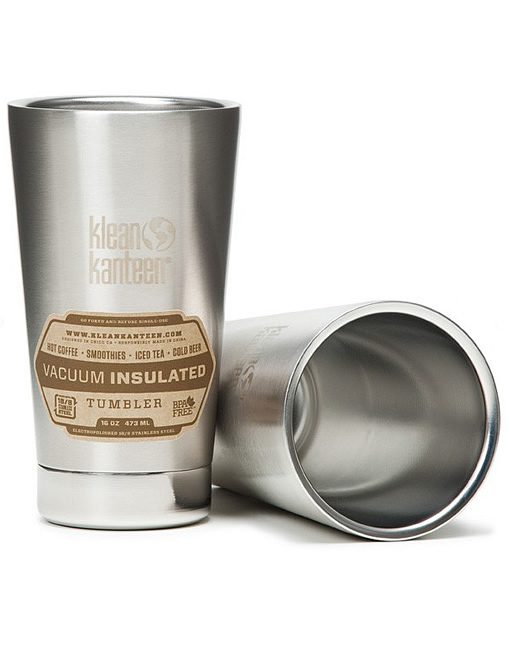 Klean Kanteen Vacuum Insulated Stainless Steel Pint Cup