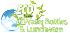 Eco-Friendly Water Bottles & LunchWare