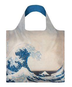 LOQI Shopping Bag The Great Wave