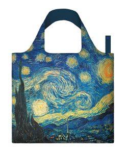 LOQI Shopping Bag Starry NIght