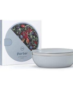 Porter Ceramic Bowl Slate