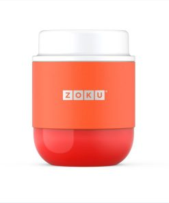 Zoku Food Jar 295ml Orange