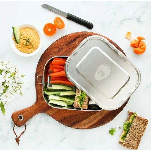 Munch Stainless Steel Lunch Box
