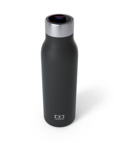 Monbento Smart Bottle Black