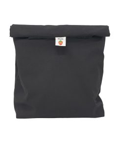 Munch Cupboard Roll down Lunch Bag Black